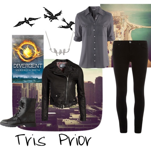 Clothing, Casual Outfit, Divergent Style, Prior Divergent, Divergent ...