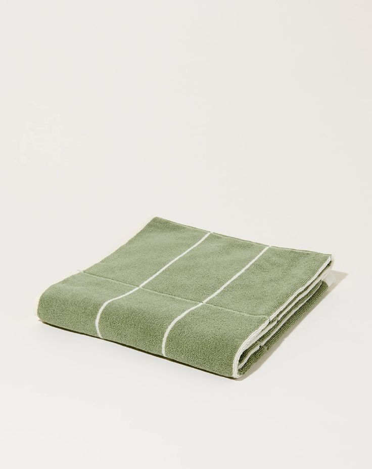 Covet + Lou Throw In The Towel, Pool Accessories, Pop Bottles, New Years Sales, Everyday Objects, Bath Towels, Summer Fun, Sage, Salvia