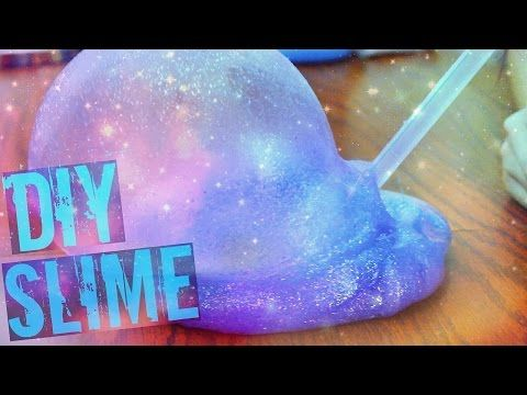 DIY SLIME WITHOUT BORAX OR LIQUID STARCH! - YouTube