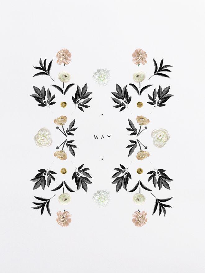 Botanical Patterns: May