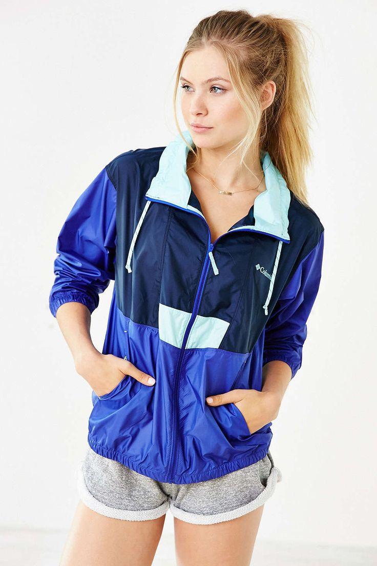 Columbia Flashback Windbreaker Jacket #UrbanOutfitters