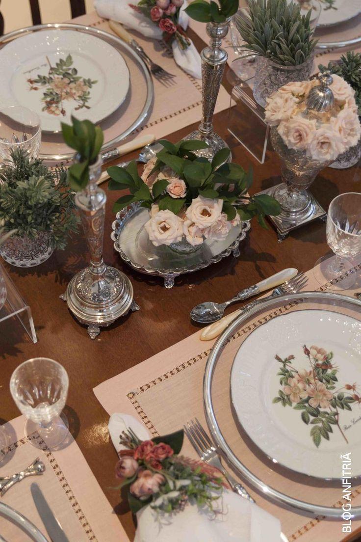descanso de talher dourado  |  Resultados da pesquisa   |  Anfitriã como receber em casa, receber, decoração, festas, decoração de sala, mesas decoradas, enxoval, nosso filhos