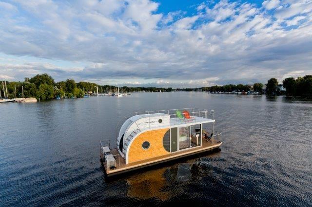 Wasserfloh Boote