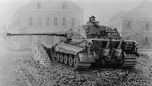 Panzer VI Ausf. B Tiger II or Königstiger