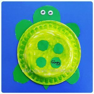 Paper plate animals craft idea for kids   Crafts and Worksheets for Preschool,Toddler and Kindergarten