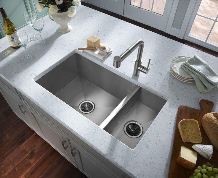 Deep Stainless Steel Kitchen Sinks
