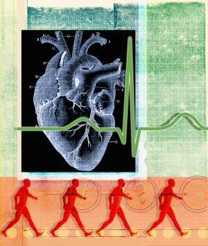 Que es bueno para el corazon correr o caminar - Ikon Images | Getty Images