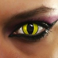 yellow eyes contacts - photo #35