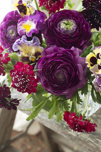 Pretty #floral #arrangement
