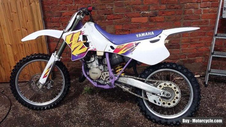 Yamaha yz 125 1995 super evo #yamaha #yz #forsale #unitedkingdom