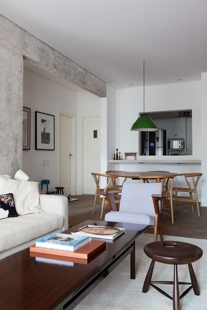 House Call: A Midcentury Renovation in Sao Paulo