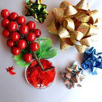 Christmas gift wrap decorations from Christmas World http://christmasworld.com.au