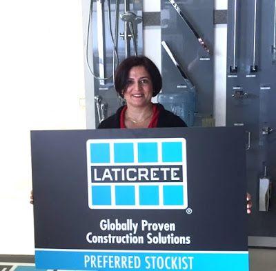 Laticrete Australia Conversations: Western Suburbs Tiles Stock LATICRETE