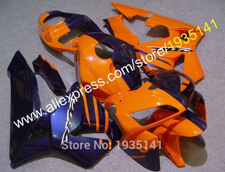 360.05$  Buy now - http://ali1mh.worldwells.pw/go.php?t=32559847875 - Hot Sales,Moto Cowling For Honda CBR600RR F5 2005 2006 CBR 600 RR 05 06 Purple Orange Motorcycle Fairing (Injection molding)