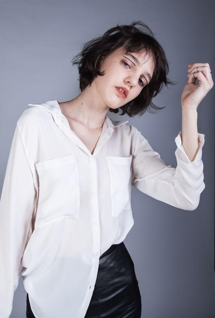 heroin chic  | stylist Anna Görgey Laura @ Avantage  Photo Fanni Máli