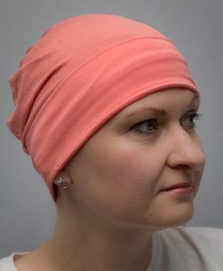 Belladonna cotton sleep cap #cancer #chemo #alopecia #hairloss