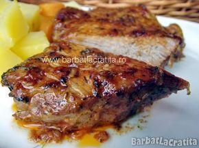 Friptura de porc la cuptor