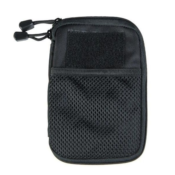 Mil-tec Small Admin pouch black