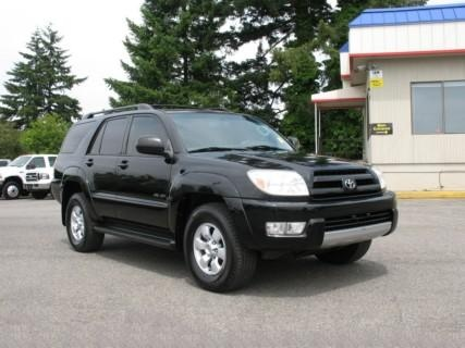 Used Toyota 4Runner SR5 '03 For Sale in WA — $11995