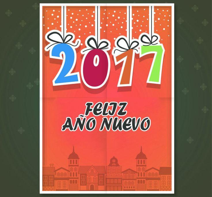 Saludos de Feliz Año Nuevo 2017 (Imágenes Feliz 2017)