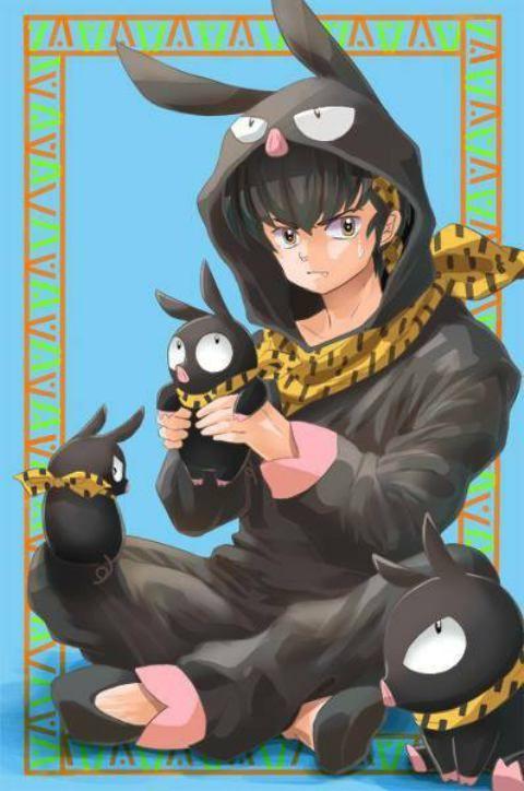 Ryoga Hibiki P-chan RANMA 1/2