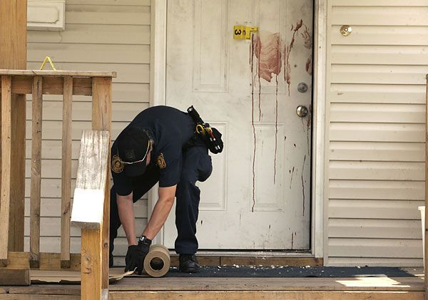 NORFOLK A shooting just off the campus of Old Dominion University on Friday that left one student dead and another injured marks the culmination of a series of violent crimes,