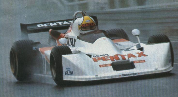 Kazuyoshi Hoshino - Nova 532 BMW - Heroes Racing Corporation - XXVI Grand Prix de Rouen 1978