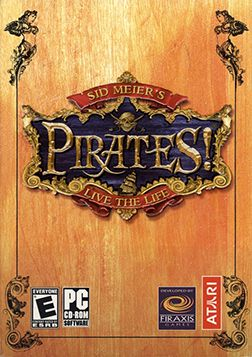 Style of Sid Meier's Pirates is bright and up-beat. Should we do something similar, or make ours more grungy?