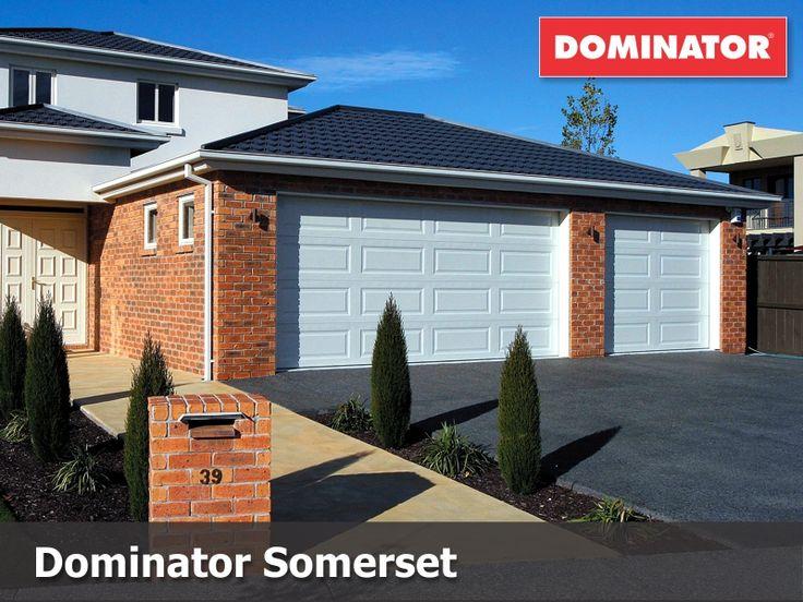Dominator Somerset Sectional Doors