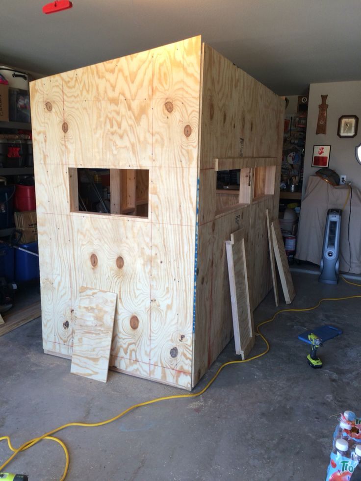 Best 20 Deer Stand Windows Ideas On Pinterest Tree