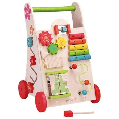 We love this eco friendly activity walker! Great gift http://www.minimee.com.au/gift-guide/ever-earth-activity-walker.html