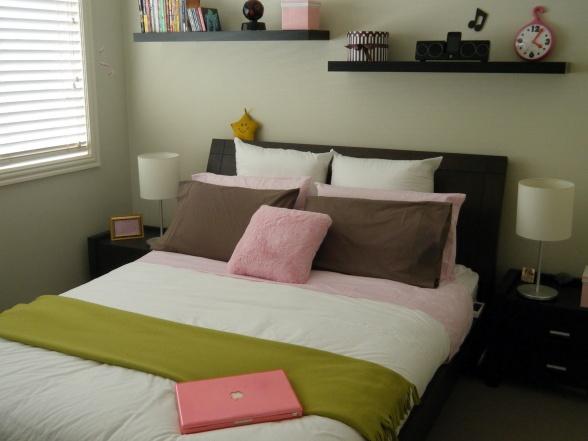 Juicy Couture Inspired Bedroom