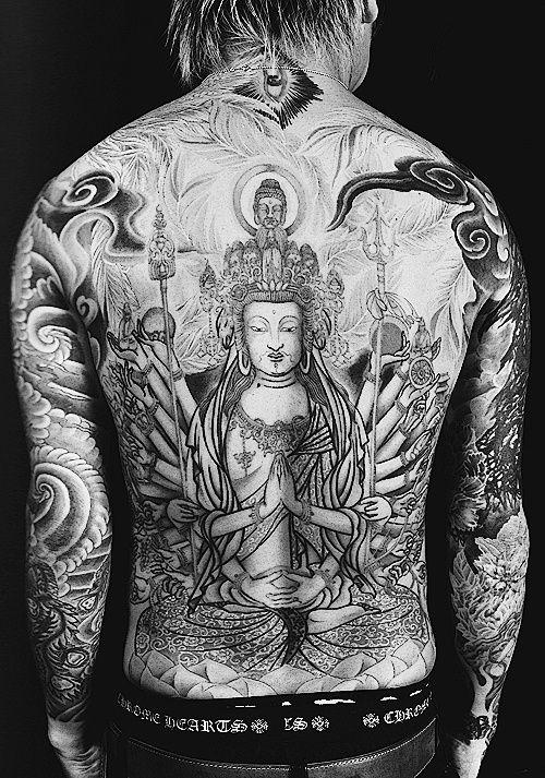 Kyo - Dir en grey (voice) tattoos