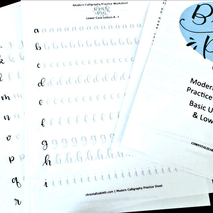 calligraphy practice sheets pdf free pen
