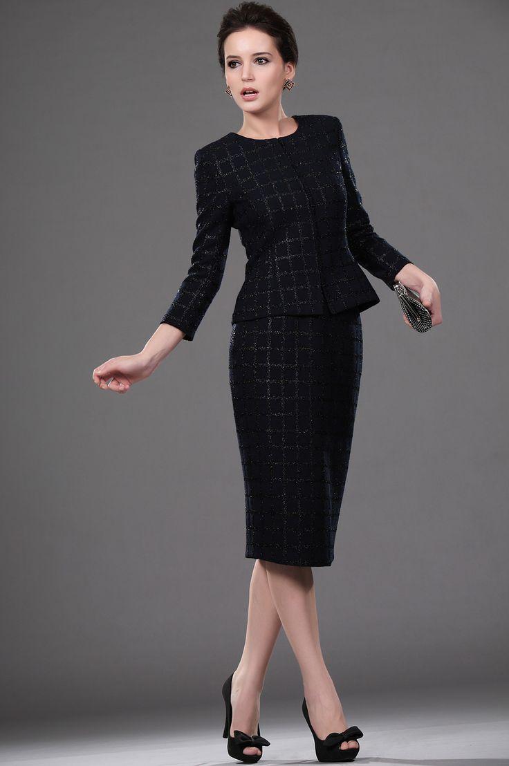 eDressit New Collection 2pcs Office Dress (26111700)