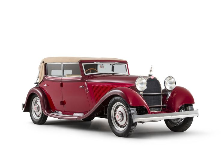 1930 Bugatti Type 46 S