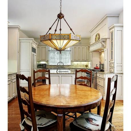 Tiffany Pendant Lighting Kitchen