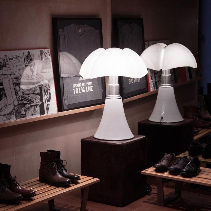 52 best Lampe Pipistrello l ic´ne images on Pinterest