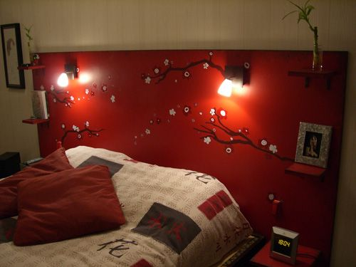 Une tête de lit faite maison | Les Ateliers de Mireia | DIY, tutoriels, idées déco & loisirs créatifs >> Lien vers le tutoriel complet sur mon blog :)