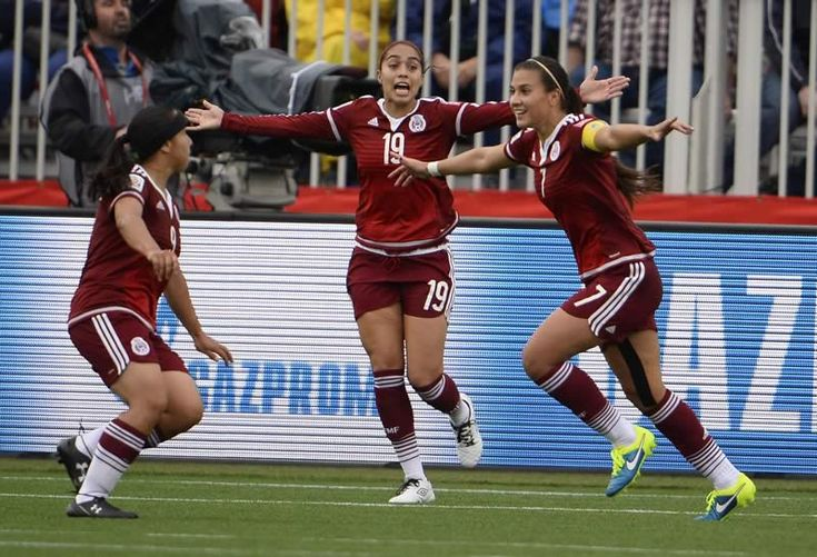México vs Argentina ¿A qué hora juegan la selección femenil en Panamericanos 2015? - http://webadictos.com/2015/07/13/mexico-vs-argentina-femenil-hora-panamericanos/?utm_source=PN&utm_medium=Pinterest&utm_campaign=PN%2Bposts