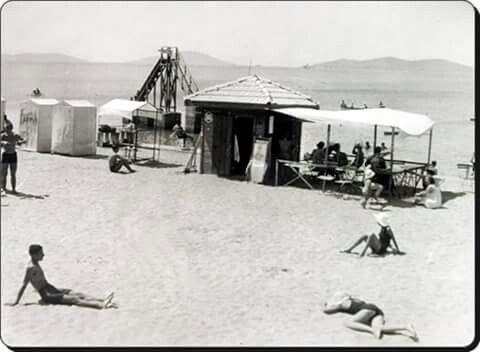 Bostancı plajı
