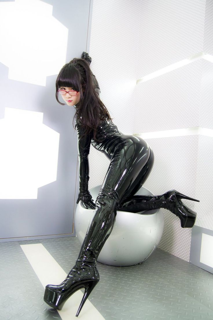 japanese catsuit