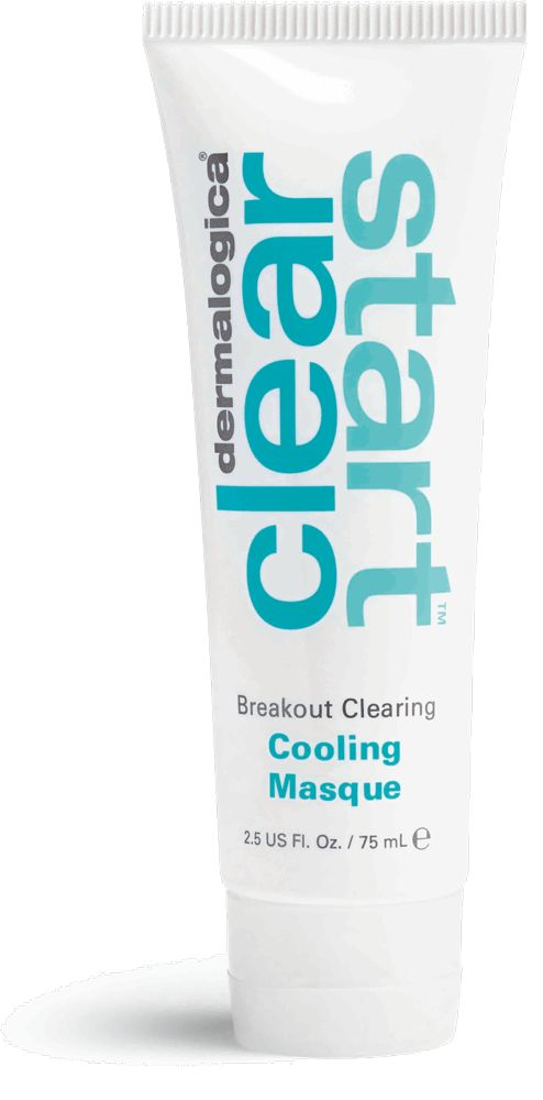 Clear Start Cooling Masque