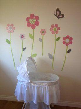 paredes decoradas para el beb