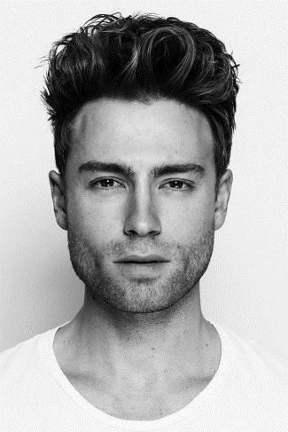 the top five hairstyles for men 2013  male standard