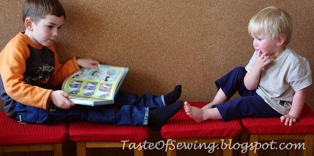 подушки чехлы на табуретки мастер класс