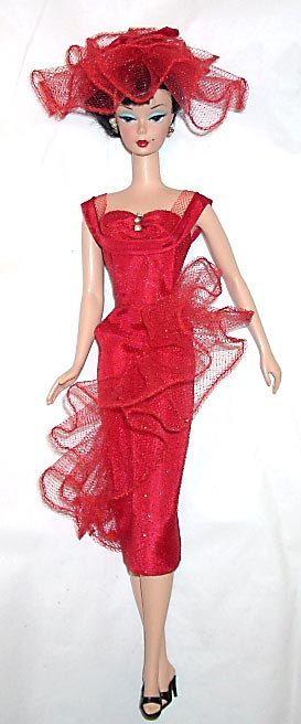 Vintage Barbie n red..... oh i like this..