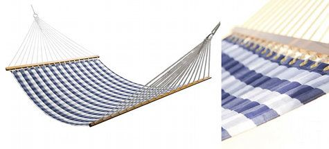 how to put up a hammock