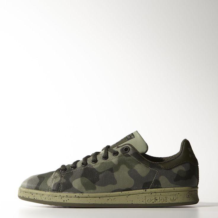 adidas stan smith army green