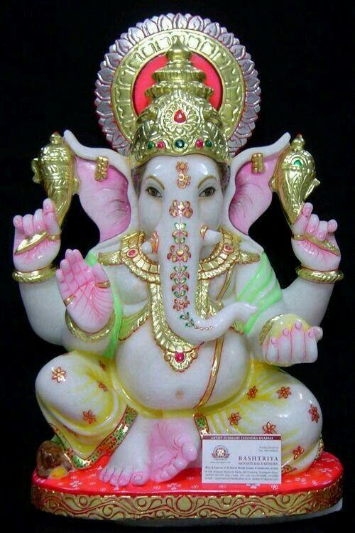 480 Best Images About Sri Ganesha On Pinterest Hindus